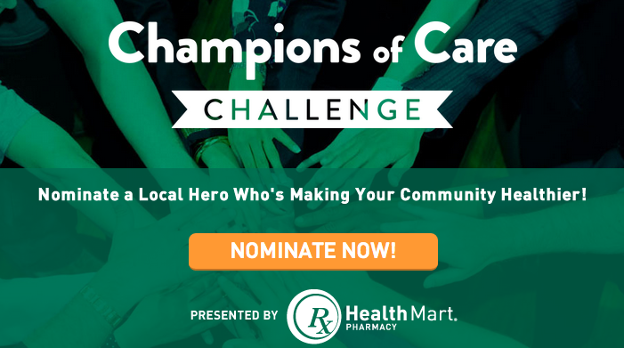 Champions of Care Challenge by Health Mart